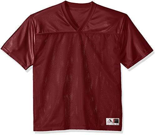 Augusta Sportswear Unisex-Erwachsene Augusta Stadium Replica Jersey Trikot, kastanienbraun, XX-Large