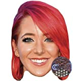 Celebrity Cutouts Jenna Marbles Big Head.