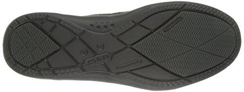 Crocs Walu Leopard Print Leather Loafer Light Grey/Graphite