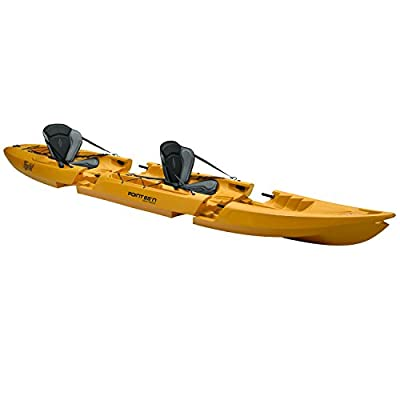 Point 65 Tequila! GTX Tandem Modular Sit On Top Kayak from Point 65