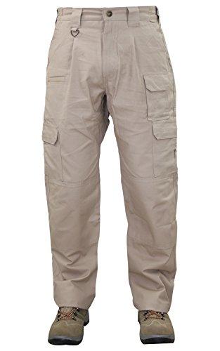 True Face Work Trouser Light Khaki 34 -