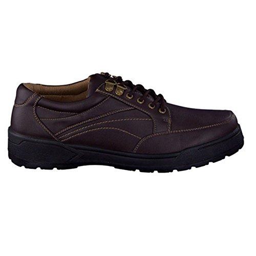HSM , Chaussures de ville à lacets pour homme braun/schnürer