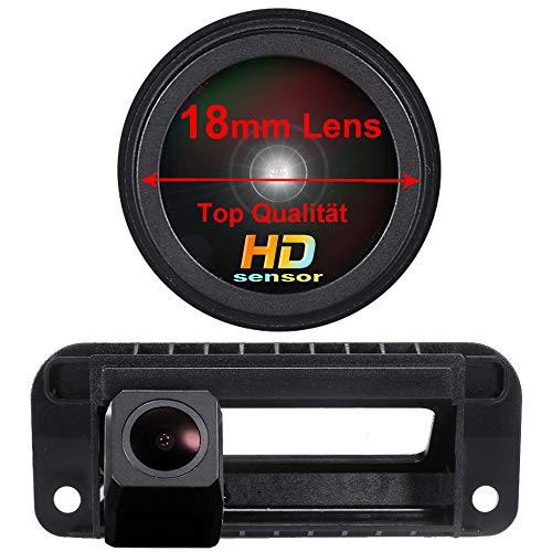 Plaque Immatriculation Grand Angle 170/degr/és cam/éra cipotziz Kit Appareil photo et /écran de sauvegarde pour voiture 10,9/cm haute d/éfinition TFT LCD Moniteur