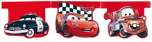 Procos Disney Cars Red Flaggenbanner