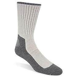 WigWam Mills S1349-902-MD 2 Pack Medium Gray Work Socks