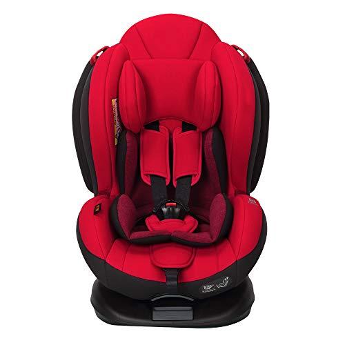 MROSW Baby-Autositz Für Kinder Gruppe 1/2 (0-25 Kg / 0-6 Jahr), 3 Schicht-Impact Protection (Maximale Sicherheit Für Ihr Kind), Baby- Und Kinderautositze