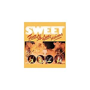 THE SWEET FEVER OF LOVE SESSIONS CD