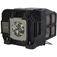 Aurabeam economia Epson ELPLP75lampada di ricambio per proiettore con