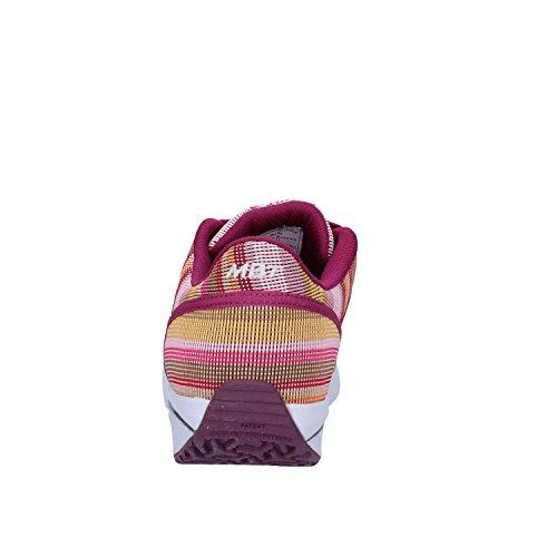 MBT Sneakers Donna Tessuto Fucsia