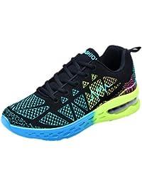 Zapatos Hombre,Hombres Mujeres Transpirables Deporte Deportivo Zapatos otoño Invierno Zapatillas de Correr al Aire