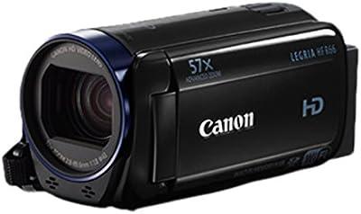 Canon LEGRIA HF R66 Full HD - Videocámara (Videocámara manual, CCD, 0.0005 - 0.5, 25,4 / 4,85 mm (1 / 4.85