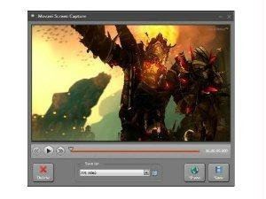 Movavi Software Movavi Game Capture Enables You To Record Fullscreen Gameplay Video In Real Time by MOVAVI SOFTWARE