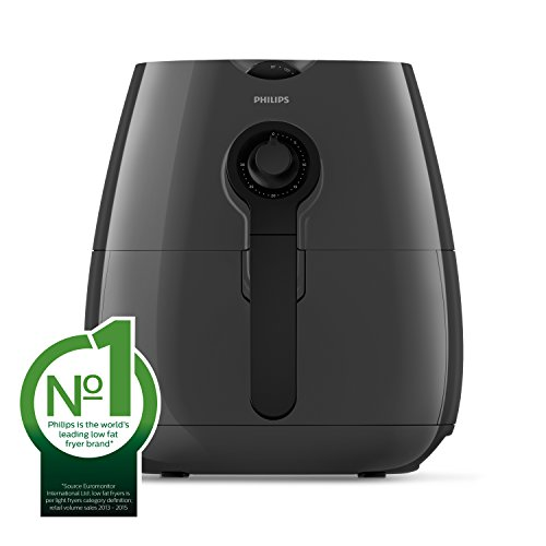 Philips HD9216/41 Airfryer with Rapid Air Technology/Healthy Cooking/Baking and Grilling, 1425 W