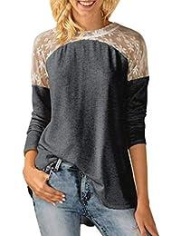 Amazon.es  Blusas y camisas - Camisetas 431c80c6f8f
