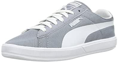 Puma  Archive Lite Low Mesh RT, Chaussons mixte adulte - Gris - Grey/Grey (tradewinds-White), 40.5 EU