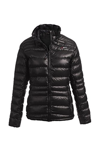 Yeti Daunenjacke Desire W\'s Lightweight Down Jacket Black Large