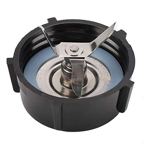Kit di sostituzione frullatore 3 PCS, lama Oster in acciaio inossidabile, anello di tenuta in gomma O ring, base di ricambio
