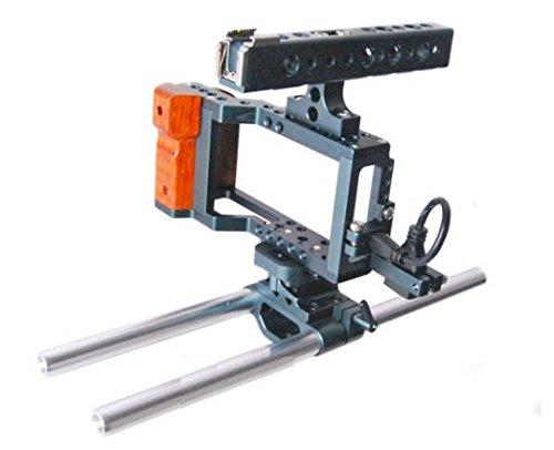 Preisvergleich Produktbild Blackmagic Pocket Cinema GOWE Käfig Kamera Cage w/HDMI-Kabel