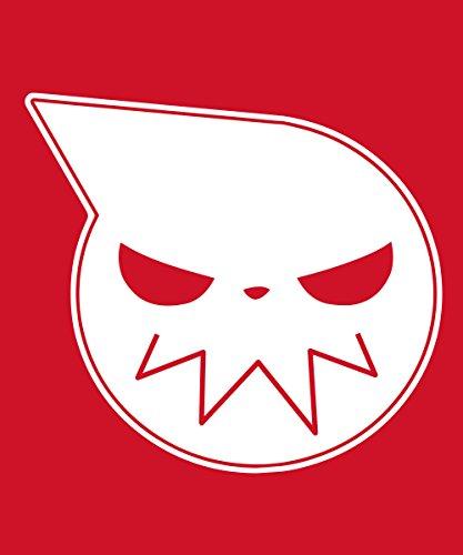 -- Soul E. Skull -- Baumwolltasche Rot