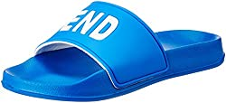United Colors of Benetton Mens Blue Sandal- 8 UK/India (42 EU)(18P8SLID9028I)