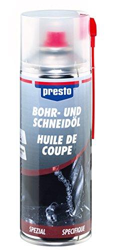 Presto 401114 Bohr und Schneidöl 400 ml