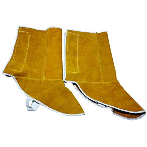 Homyl Couverture Housse de Chaussures Ignifuge Résistant à la Chaleur, Adiabatique
