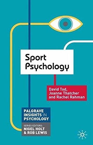Sport Psychology (Palgrave Insights in Psychology series)