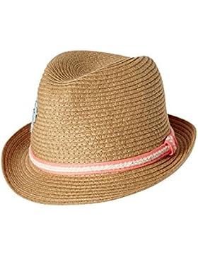 VERTBAUDET Sombrero infantil estilo Panamá con motivos