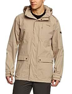Regatta Men's High Hill Waterproof Jacket - Parchment, Small