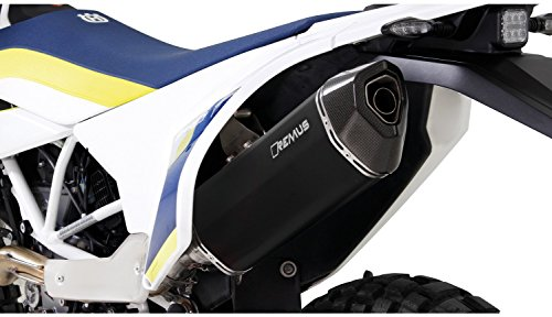 Preisvergleich Produktbild REMUS Auspuff Black Hawk für Husqvarna 701 mit ABE