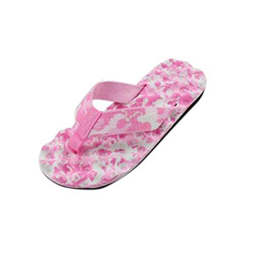 LONUPAZZ Chaussons De Plage été Femmes Hommes Camouflage Flip Flops Chaussures Plateforme Sandales Pantoufles Flip Flops Tongs