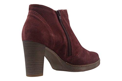 164a84abc06d Gabor Damen Stiefeletten Rot Schuhe in Übergrößen Rot - schuller ...