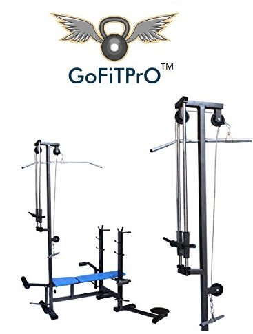 Gofitpro Muscle Gaining Multipurpose 20 In 1 Bench Gym Equipment