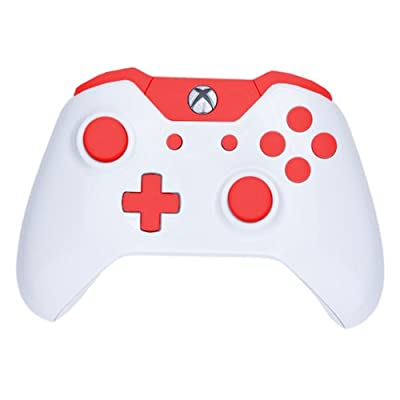 Xbox One Custom Controller -Arctic Red