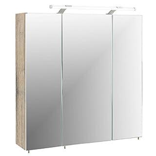 Badezimmer Spiegel Mit Beleuchtung Und Steckdose Heimwerker Markt De