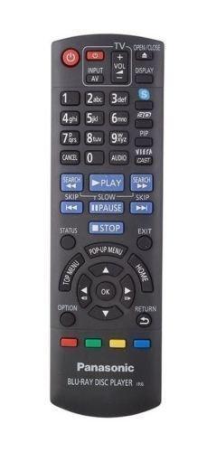 PANASONIC DVD Fernbedienung N2QAYB000576 DMP-BDT310 DMP-BDT110 DMP-BDT210 - Panasonic Dvd Fernbedienung