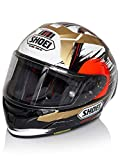 Shoei X-Spirit 3 Marquez II Motegi Motorcycle Helmet L White (TC-1)