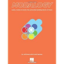 Brent Jeff & Barkley Schell Modalogy Scales Modes & Chords Jazz Bk