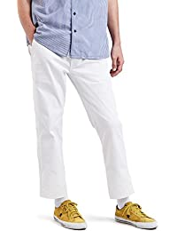 Levis Skate Work Pant SE Bright White