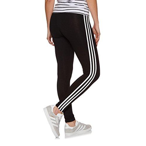 adidas Damen Leggings 3 Streifen Black