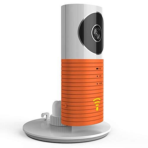 Preisvergleich Produktbild Peanutaod Infrarot Nachtsicht Smart Wireless Überwachungskamera 720 P Baby Haustier Monitor WiFi Smartphone Monitor Plug & Play Unterstützung TF-Karte