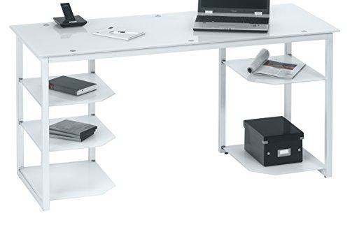 MAJA Möbel 9552 9746 Schreib- und Computertisch, metall gebraucht kaufen  Wird an jeden Ort in Deutschland
