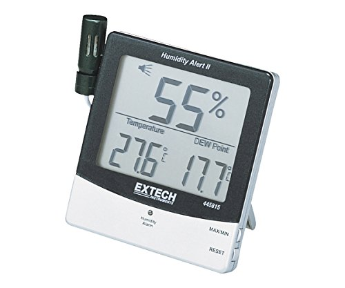 Extech Instruments 445815 Big Digit Humidity Alert