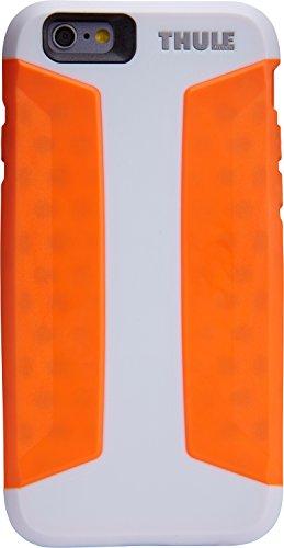 Thule Atmos X3 Case für Apple iPhone 6/6S (mit 2m Sturz-Schutz) weiß/orange