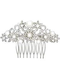 Vogue Hair Accessories Silver Comb Hair Clip Hair Pin Hair Accessories
