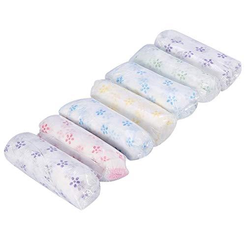 mujeres-Braguitas, 7Pack desechable suave cómodo ligero Knickers absorbentes para Hospital Maternidad Lactancia Post partum Travel Masaje Wear