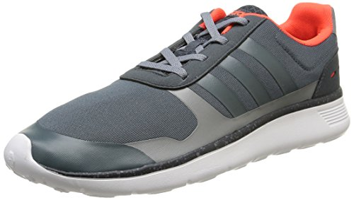 Adidas - Lite Runner - , homme multicolore (Bold Onix/Bold Onix/Solar Red)