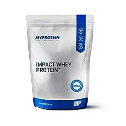 Strawberry Cream , 1KG : MyProtein 1000g Strawberry Cream Impact Whey Protein