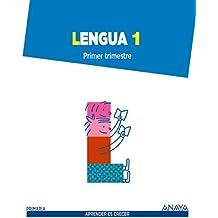 Lengua 1. (Aprender es crecer)