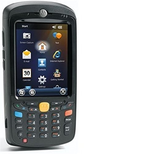 Preisvergleich Produktbild Zebra MC55A0-P20SWRQA9WR MC55A0 Wireless Rugged Wi-Fi Enterprise Mobile Computer 80211abg Blue Tooth 1D Scanner 256MB1GB Numeric WM65 15x Akku